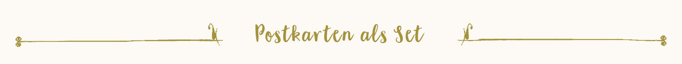 Postkarten-Sets vom Herbal Hunter –– Kräutern, Heilpflanzen & Bäumen